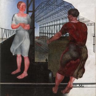 Symposium · Konstruktion der Welt. Kunst und Ökonomie. 1918–1938 und 2008–2018